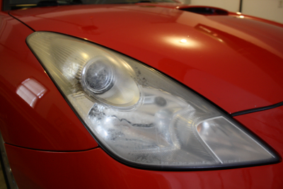 auto headlight repair cleaning cloudy headl lenses to